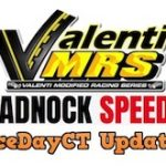Updates For Valenti Modified Racing Series At Monadnock Speedway