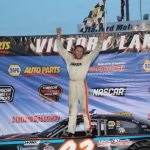 Looking Ahead: Kevin Gambacorta Excited For Long Distance After Late Model Win At Stafford