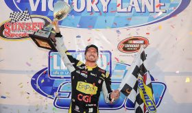 Canadian Club: Alex Tagliani Ready To Roll With NASCAR Pinty's Series At NHMS