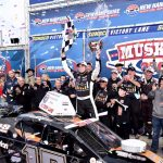 Beneficiary: Chase Dowling Wins Whelen Mod Tour Thriller In Musket 250 At NHMS