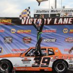 George Bessette Jr. Ready to Defend Stafford Street Stock Title