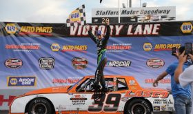 George Bessette Jr. Clinches 2018 Street Stock Championship At Stafford Speedway