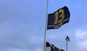 Back In Time: Somberness And Celebration At Stafford Speedway For Ted Christopher