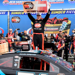 Brandon McReynolds Wins K&N Pro Series East Apple Barrel 125 At NHMS
