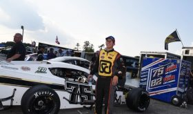 David Arute Wins NAPA Auto Parts SK Modified Rookie Of The Year Honors At Stafford