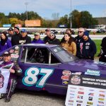 Going Out In Style: Eric Bourgeois Gets Thompson Speedway Mini Stock Title