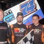 Randy Cabral Sweeps NEMA's Angelillo Memorial Events At New London-Waterford Speedbowl