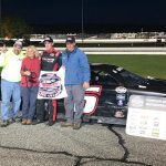Nick Johnson Clinches First Thompson Speedway Late Model Title