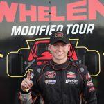 Ronnie Williams Wins Pole For Whelen Mod Tour Sunoco World Series 150 At Thompson