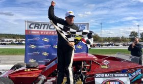 Todd Owen Looks To Grab Thompson Sunoco Modified Title In 2019