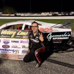 Fighter: Woody Pitkat Battles To Capture Valenti Modified Racing Series Championship