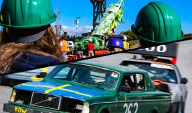 Pumpkins And Lemons Take Over New Hampshire Motor Speedway