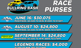 Bullring Bash Unveils $90,000 Purse For 2019 Events