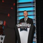 Justin Bonsignore Revels In Whelen Modified Tour Title At NASCAR Awards Banquet