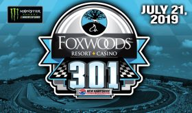 New Start Time For Foxwoods Resort Casino 301 At NHMS