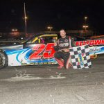 Anthony Flannery Ready For Celebration After Hot Run To Speedbowl Championship