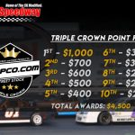 RSMPCO.com Contributes $4,500 To Street Stock Triple Crown Point Fund At Stafford