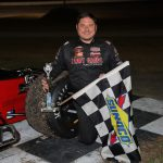 Wired: Chuck Hossfeld Scores Dominant Victory In Tour Type Mod Kickoff At Bronson Speedway