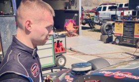 Stafford Speedway SK Mod Regular Joey Cipriano Ready For Whelen Mod Tour Debut At NAPA Spring Sizzler