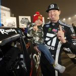 Kyle Busch Scores Record 52nd NASCAR Truck Series Win At Atlanta