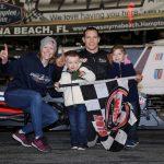 Rally Time: Matt Hirschman Wins John Blewett III Memorial Tour Type Mod Feature At New Smyrna