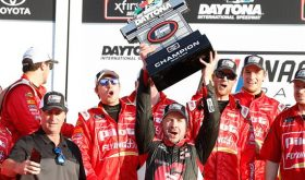 Michael Annett Gets First XFINITY Series At Daytona