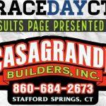 Casagrande Builders RaceDayCT Results Page 2019