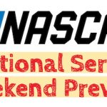 NASCAR National Weekend Preview: Atlanta Motor Speedway
