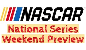 NASCAR National Weekend Preview: Martinsville