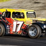 Reagan Parent Adds Name To Bullring Bash Legend Car Entry List