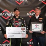 Doug Coby Wins Pole For Whelen Modified Tour Season Opener At Myrtle Beach Speedway