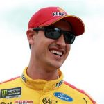 Joey Logano Outduels Teammate For Las Vegas Monster Cup Win