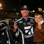 Kyle Busch Gets Dominating Home Track Truck Series Win In Las Vegas