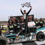 Lost And Found: Justin Bonsignore Grabs Whelen Mod Tour Icebreaker 150 Victory At Thompson