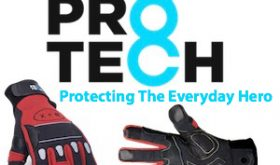 Pro-Tech 8 Gloves Joins Stafford's SK Modified Weekly Bonus Program