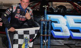 Derek Ramstrom Wins PASS Easter Bunny 150