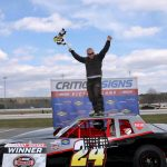 Icebreaker Notes: Ryan Waterman Opens With Limited Sportsman Win At Thompson