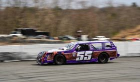 "The Story Behind Shawn Monahan's ""Swaggin' Wagon"" At Thompson Speedway"