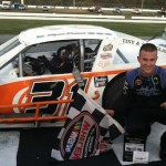 Ryan Preece Readying For A Visit To Bowman Gray Saturday With Whelen Southern Mod Tour