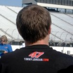 Tim Jordan back NHMS
