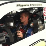 NW Ryan Preece strapping in