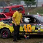 Mitch With Car 1 Vault Crew