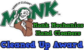 Monk Cleaned Up Award 286