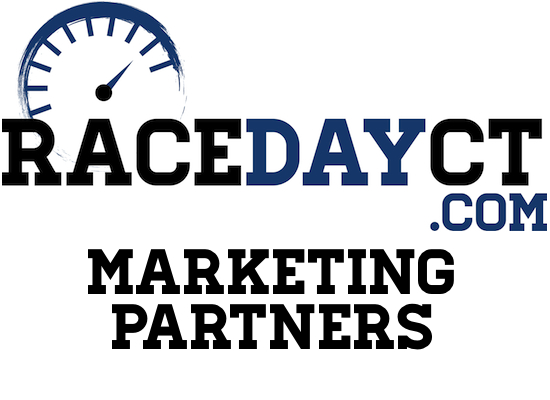 RaceDayCT Marketing Parnters Graphic