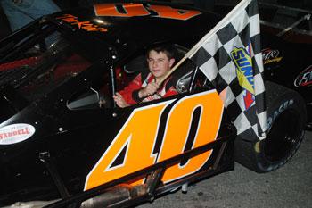 Matt swanson midget racing