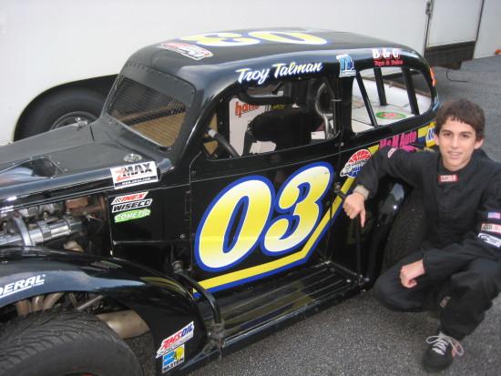 Troy Talman Legend 4