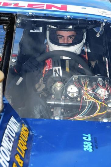 Troy Talman WMT Car Cockpit