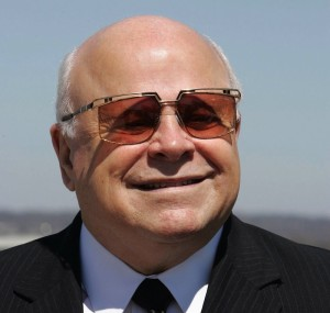 Bruton Smith (Photo: Courtesy of New Hampshire Motor Speedway)