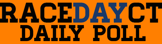 RaceDayCT Daily Poll Orange 550