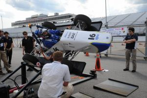 The Formula Hybrid Competition returns to New Hampshire Motor Speedway May 2-5 for the 10th consecutive year. (Photo: Courtesy NHMS/Formula Hyrbrid)